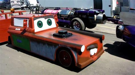 mater truck mater jet truck walkaround castrol raceway 2012
