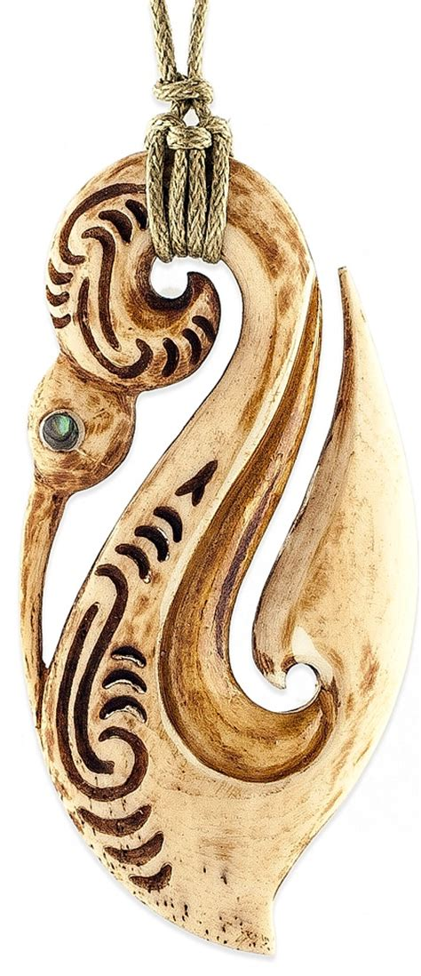 pendants maori and bone jewelry on