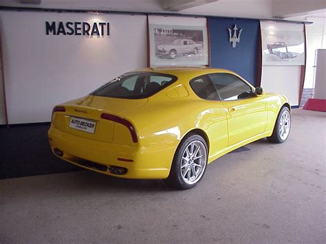 Maserati 3200 Gt by 2000 Maserati 3200 Gt Pictures Information And Specs