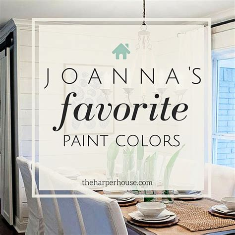 Decorating Ideas For Master Bathrooms by Fixer Upper Paint Colors Joanna S 5 Favorites The