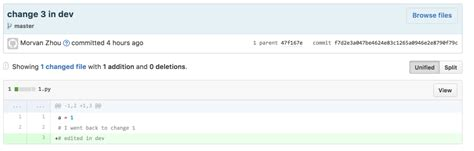 git tutorial github io github 在线代码管理 git 版本管理 莫烦python