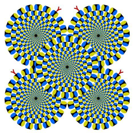ilusiones opticas que se mueven estas imagenes se mueven ilusiones opticas taringa