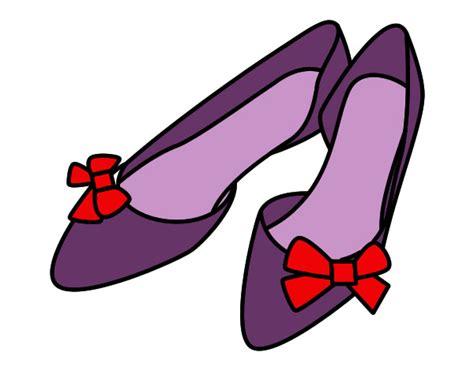 imagenes infantiles de zapatos dibujos de zapatos para colorear dibujos net