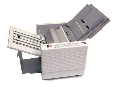Paper Folding Machine Uk - punchbind ltd document finishing and presentation