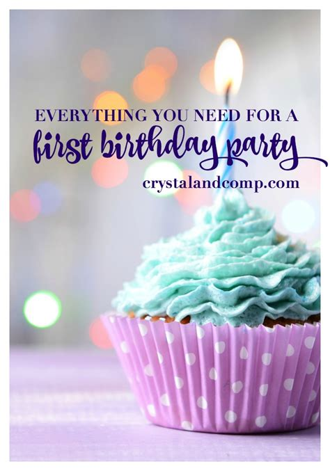 Ultimate Guide Forning A  Ee  First Ee    Ee  Birthday Ee   Party