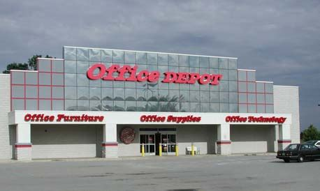 What Time Does Office Depot by Brant Commercial Construction