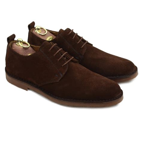 shoes suede loake mojave brown suede mens shoe loake from shoes uk