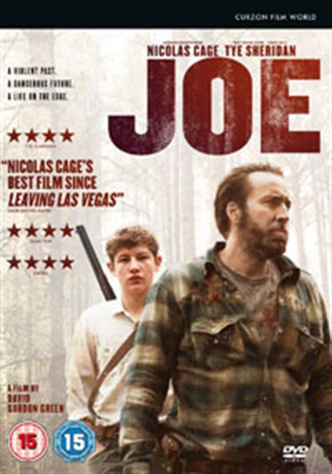 movie with nicolas cage joe win joe starring nicolas cage on dvd top 10 films