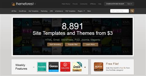 themeforest template i migliori template themeforest powerpad web agency