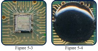 integrated circuit chip bonding integrated circuit what is a quot die quot package electrical engineering stack exchange
