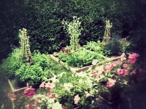 cottage vegetable garden herb and vegetable garden at bee cottage garden
