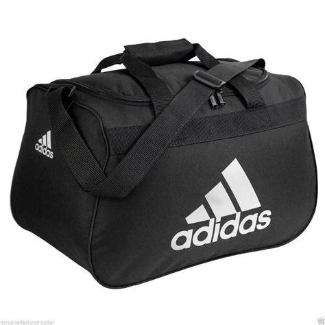 nwt adidas diablo small duffel bag sport travel carry