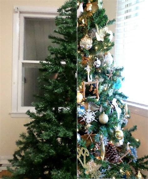 how to make the most of a cheap christmas tree hometalk