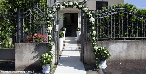 addobbi matrimonio casa della sposa matrimonio uscita di casa della sposa fotografo