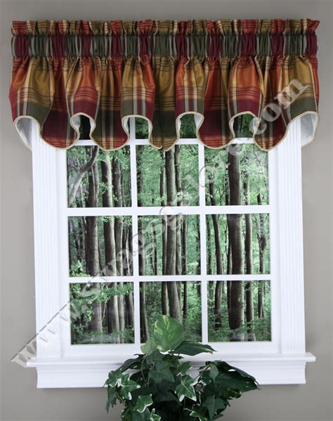 Plum Kitchen Curtains Boroughs Plaid Duchess Filler Valance Plum Ellis Kitchen Valances