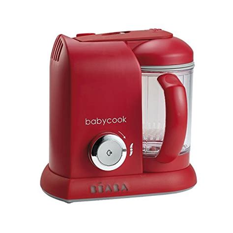 Baby Safe Steam And Blender beaba babycook 4 in 1 steam cooker and blender 4 5 cups