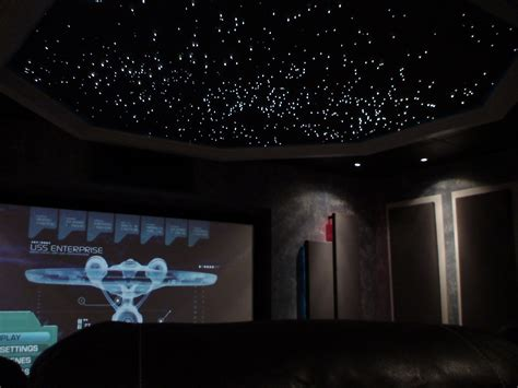Boys Bedroom Wall Stickers star trek starfield
