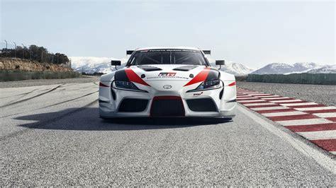 xe dua toyota ra mắt xe đua gr supra racing concept