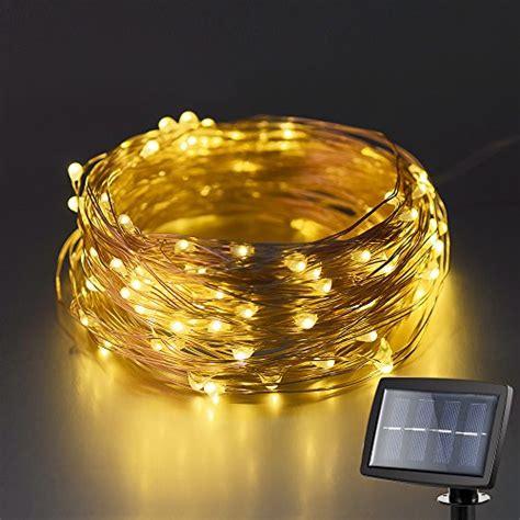 Kootek 174 150 Led 72ft Solar Powered Led Fairy String Lights Solar Powered String Lights Patio