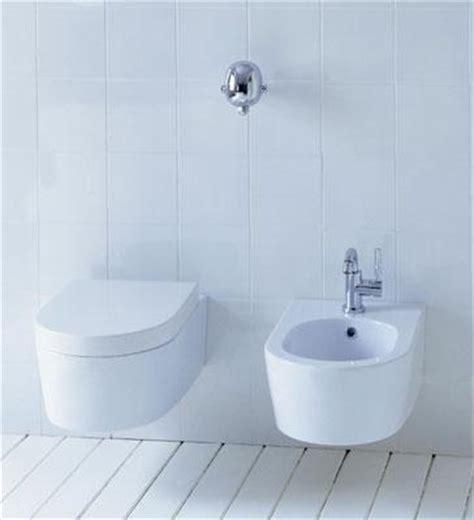 bidet anschließen wc et bidet suspendus en ceramique