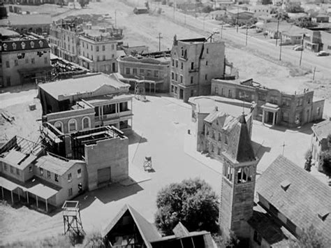 1940smovies back lots 40 acres studio backlot image gallery and virtual tour