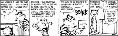 scientific progress goes boink a calvin and hobbes collection scientific progress goes boink plasticmind