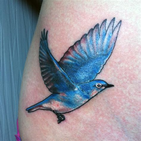 bluebird tattoos designs ideas and meaning tattoos for you