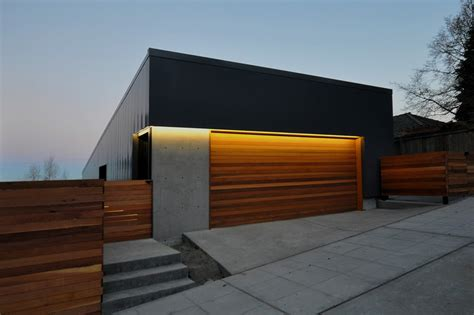 contemporary garage cool garage ideas for car parking in modern house architecture