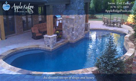 mini pools for small backyards appleridge pools full service swimming pool contractor