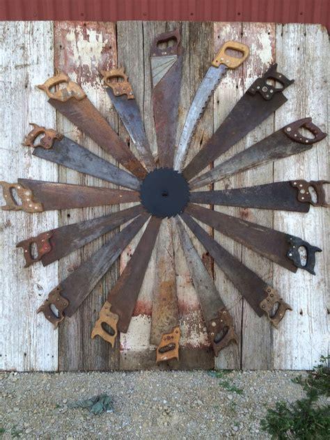 barn boards  hand saws  barn farmhouse decor