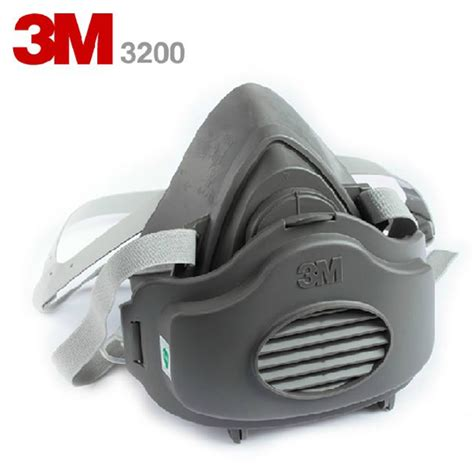 3 In 1 Respirator Dust Protect Mask For 3m 6800 Reusab 3m 3200 n95 pm2 5 gas protection filter respirator dust