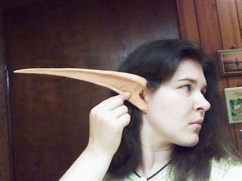 tutorial latex elf ears 12 inch latex night elf ears by wynderkind on deviantart