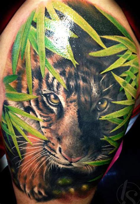 tiger tattoo by zsofia belteczky photo no 12176