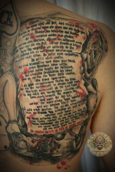 boondock saints tattoo the boondock saints prayer by 2face on deviantart