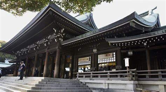 tokyo      meiji shrine time