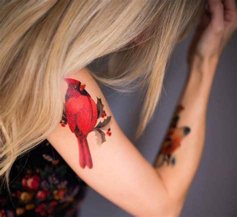 red bird tattoo small cardinal quotes