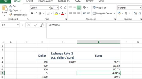 currency converter xls computer full information guide to working with