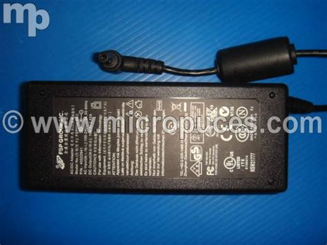 Chargeur Piles 2046 chargeur alimentation 19v 3 42a pour packard bell