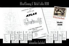 Atlas Metal Lathe Old Vintage Model Th42 Th 42 Parts Ebay