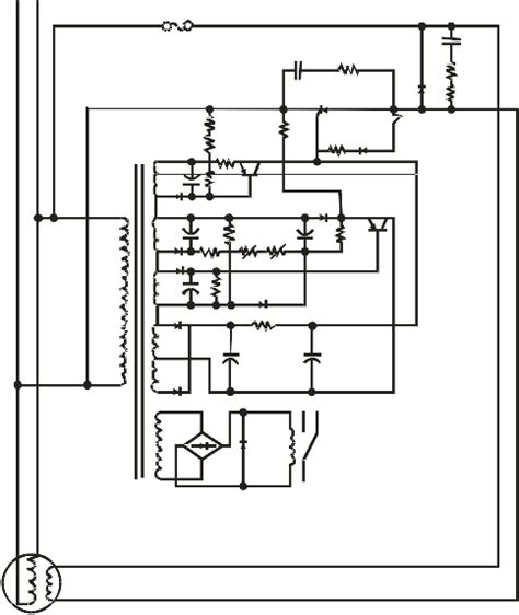 single phase automatic voltage regulator design for