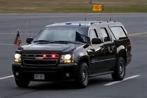 president obama s armored chevrolet suburban miscelaneos
