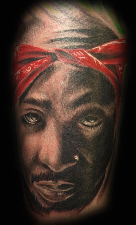tupac back tattoo pin tattoos of tupac shakur on