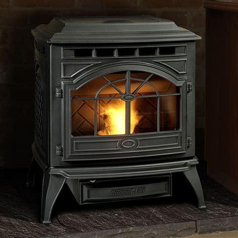 Fireplace Pellet Stove by Quadra Castile