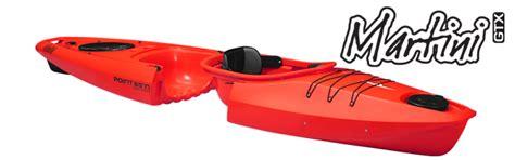 sectional kayaks for sale point 65 martini kayaks nestaway boats