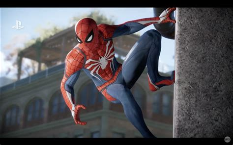Sony Spent Way Much On Spider 3 by Spider Closes Out Playstation E3 Presser With Web