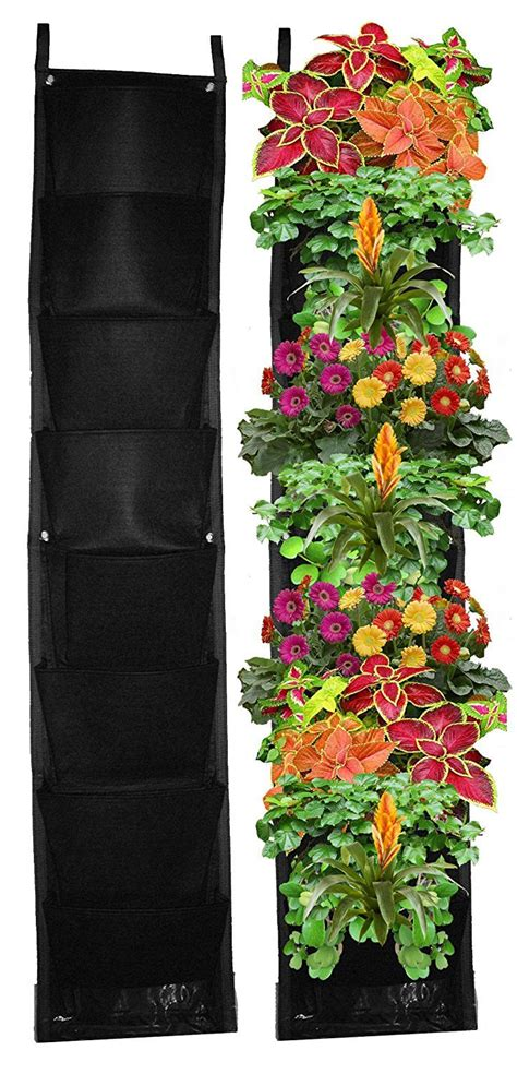 25 best ideas about vertical planter on