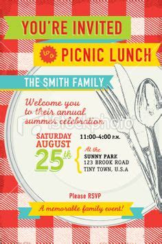 Picnic Flyers Idea Google Search Flyer Design Pinterest Template Free Luncheon Flyer Template