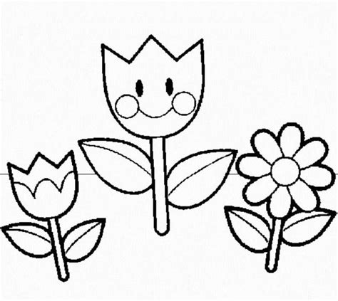 Free Coloring Pages For Preschoolers Spring | preschool spring coloring pages az coloring pages