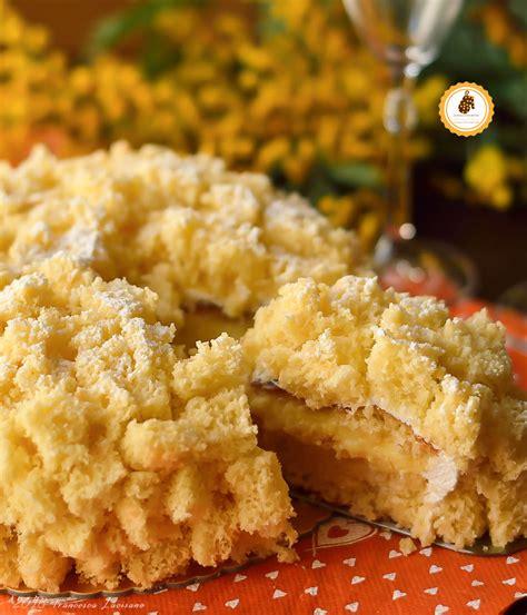 bagna per torta mimosa torta mimosa classica per la festa delle donne semplice e