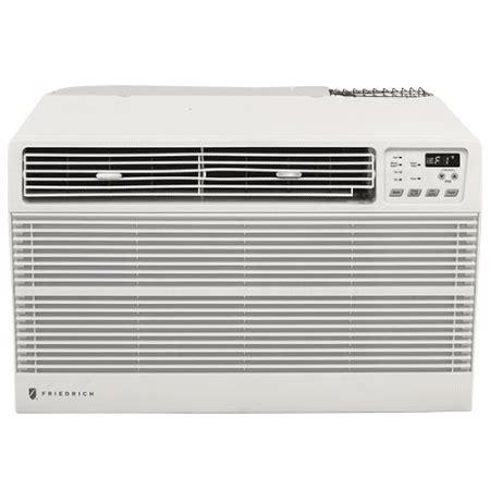 friedrich through the wall air conditioner friedrich 8 000 btu unifit through the wall air